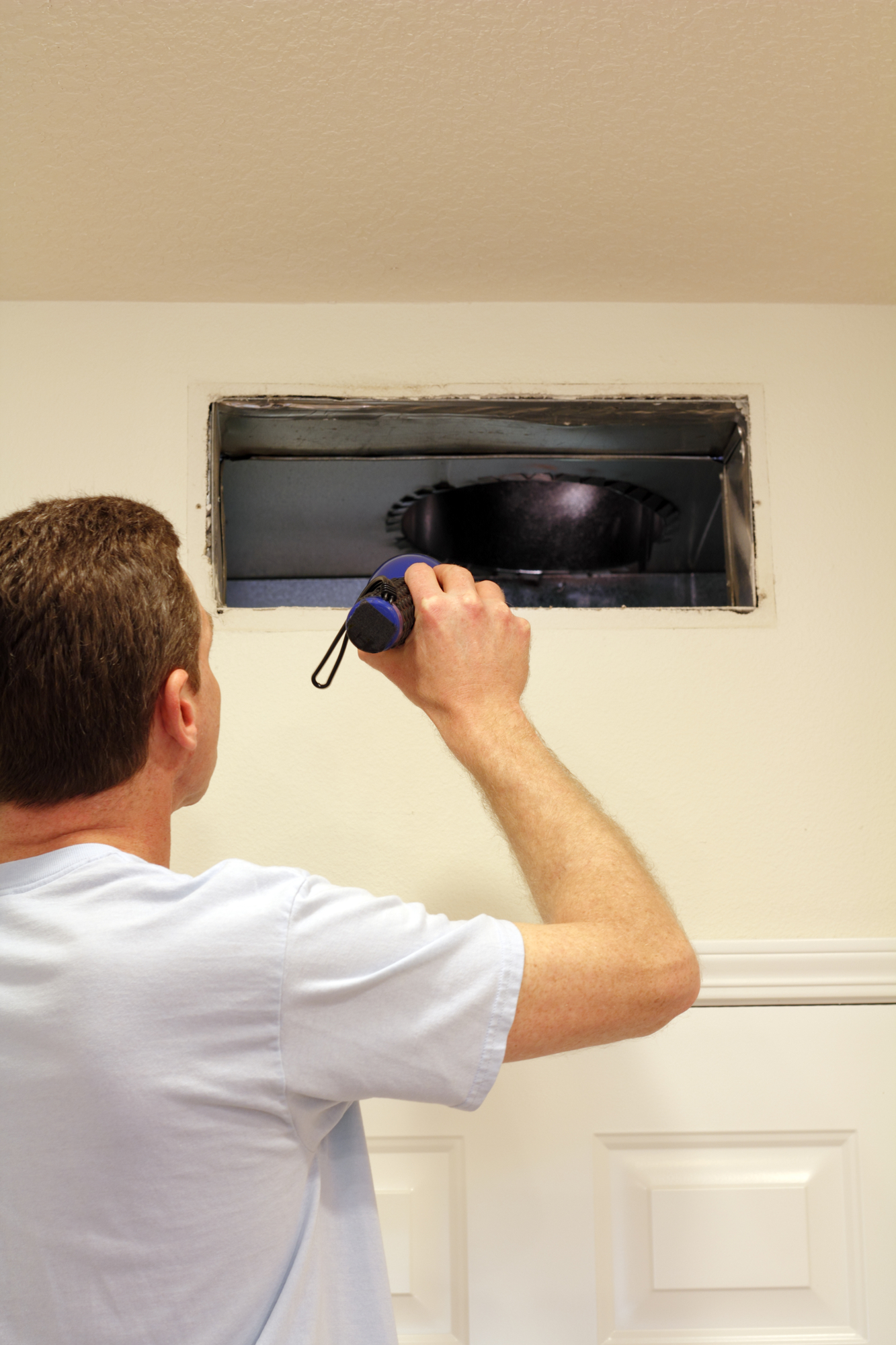Some of the Most Common Reasons for Mold in AC Ducts